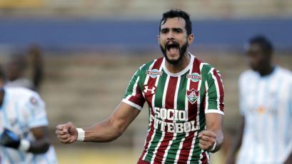 Fluminense venció a la Universidad Católica de Ecuador y se clasificó a la siguiente fase de la Copa Sudamericana