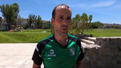 """Leandro Jorge: """"Vamos a tener cerca de ocho semanas de pretemporada"""""""
