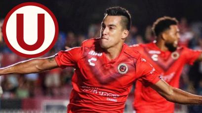 Iván Santillán sería nuevo jugador de Universitario de Deportes