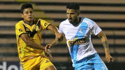 Sporting Cristal y la Academia Cantolao igualan en el Callao