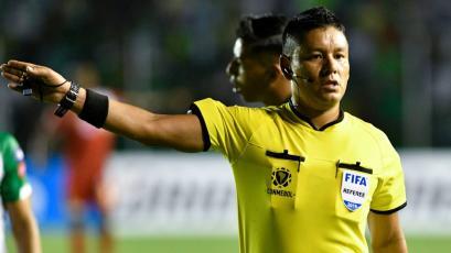Universitario vs Sporting Cristal: Joel Alarcón será el árbitro principal en la final de ida