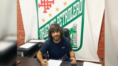 Juan Diego Gutiérrez es nuevo jugador del Oriente Petrolero