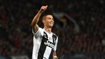 Juventus alcanza un nuevo récord de la mano de Cristiano