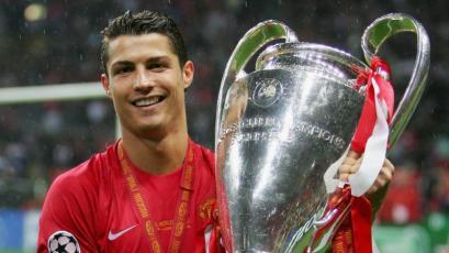 Champions League: Cristiano Ronaldo y la primera 'orejona' que conquistó