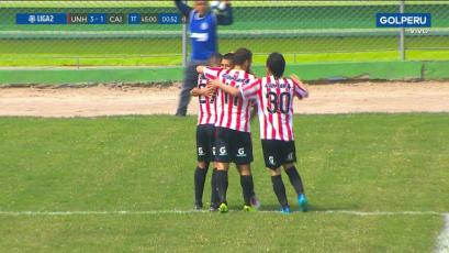 Unión Huaral goleó a Los Caimanes y volvió al triunfo tras cinco partidos