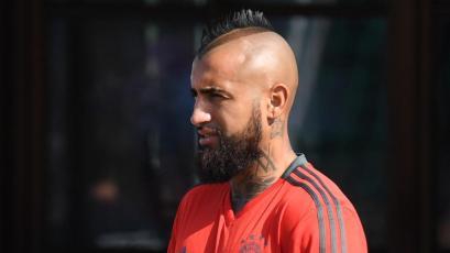 Oficial: Arturo Vidal jugará en el Barcelona