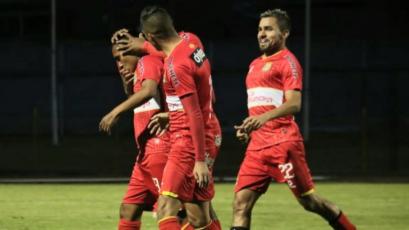 Sport Huancayo venció por 1-0 a Atlético Grau con un golazo de Marcos Lliuya (VIDEO)