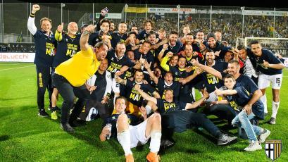 El Parma logra un ascenso histórico a la Serie A de Italia