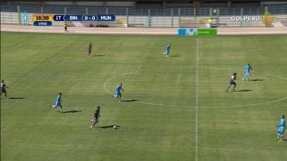 Binacional empató sin goles ante Deportivo Municipal