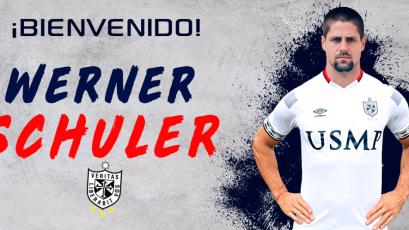 Liga1 Movistar 2020: San Martín hizo oficial la incorporación del defensor Werner Schuler