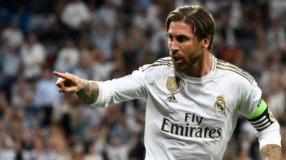Sergio Ramos guarda su retiro del fútbol profesional para la MLS