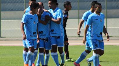 Deportivo Binacional espera a Melgar con toda su artillería