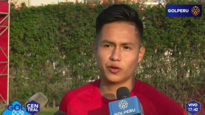 """Jesús Pretell: """"El Sudamericano es un torneo muy competitivo"""""""