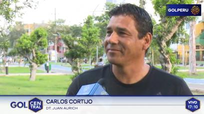 """Carlos Cortijo: """"Es un reto muy grande volver a Juan Aurich a Primera División"""""""