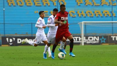 San Martín rescató un empate sobre el final ante Melgar por la fecha 7 del Torneo Clausura