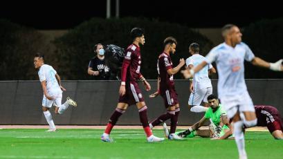 Christian Cueva se lució en triunfazo de Al-Fateh: anotó un golazo y brindó dos asistencias (VIDEO)