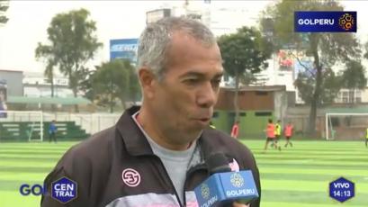 """Wilmar Valencia: """"Ganarle a Sporting Cristal sería un gran envión anímico"""""""
