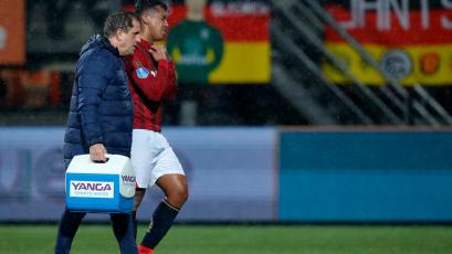 Renato Tapia se perderá el próximo partido del Willem II por lesión