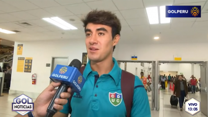 """Luis Garro: """"Hay que ser inteligentes para jugar en la altura de Puno"""""""