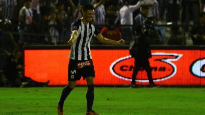 Alianza Lima venció 2-1 a Universitario con goles de Gonzalo Godoy y Mauricio Affonso