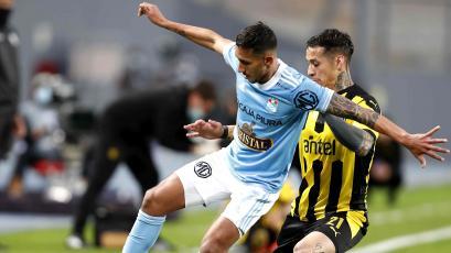 Sporting Cristal cayó 1-3 ante Peñarol por los cuartos de final de la Copa Sudamericana (VIDEO)