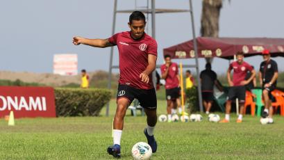 Universitario y San Martín no pasaron del empate en el primer duelo amistoso