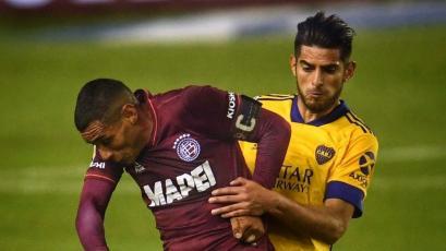 Carlos Zambrano jugó los 90 minutos en triunfo de Boca Juniors (VIDEO)