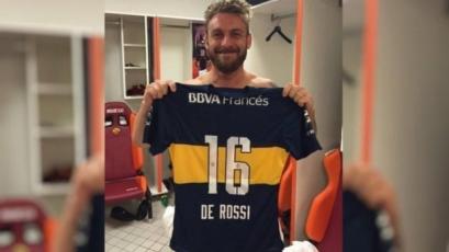 Daniele De Rossi estaría a un paso de jugar en Boca Juniors