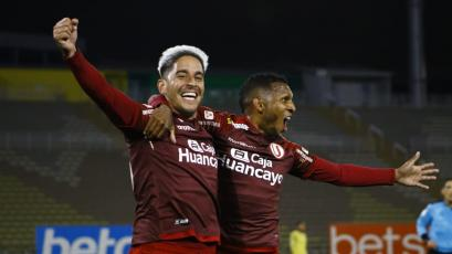 Liga1 Movistar: Universitario superó a UTC y es el ganador virtual de la Fase 1