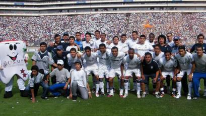 Universidad San Martín: el club 'Santo' cumple 17 años de historia