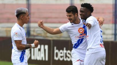 Liga1 Betsson: Alianza Atlético volvió a la victoria tras superar 2-0 a Carlos A. Mannucci por la fecha 9 de la Fase 2