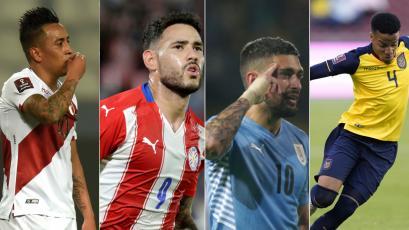 Eliminatorias Sudamericanas: conoce los resultados de todos los partidos de la fecha 6