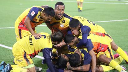 Liga2: Sport Chavelines venció 3-0 a Santos FC por la segunda jornada de la Fase 2 (VIDEO)