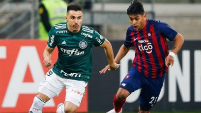 Palmeiras avanzó en la Copa Libertadores a pesar de caer ante Cerro Porteño