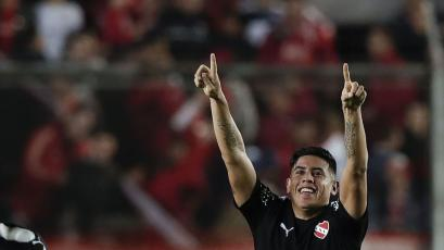Independiente, Rigoni y un pie en octavos de final