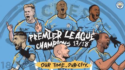 ¡Manchester City es campeón de la Premier League!