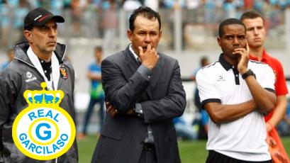 Juan Reynoso será el nuevo técnico de Real Garcilaso