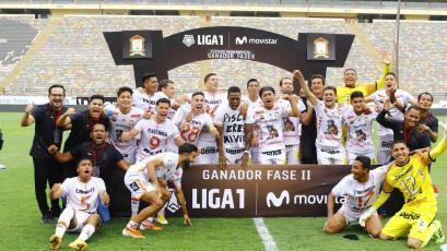 Liga1 Movistar: Ayacucho FC ganó la Fase 2 tras imponerse a Sporting Cristal en los penales (VIDEO)