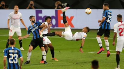 Europa League: Sevilla superó al Inter y consiguió su sexta corona