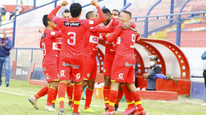 Liga1 Movistar: Sport Huancayo superó por la mínima diferencia a Sport Boys en la fecha 11