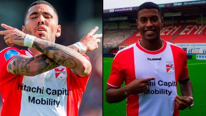 Sergio Peña y Miguel Araujo integran el equipo ideal de la fecha en la liga holandesa
