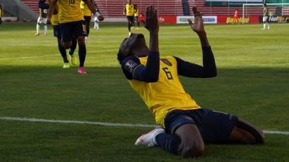 Clasificatorias Sudamericanas: Ecuador derrotó por 3-2 a Bolivia en La Paz