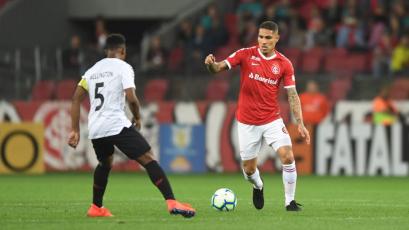 Internacional con Paolo Guerrero cayó por 2-0 en su visita a Ceará por el Brasileirao (VIDEO)