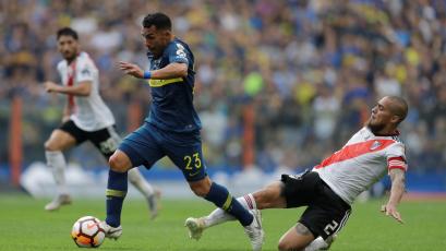 River Plate y Boca Juniors definen al campeón de la Copa Libertadores