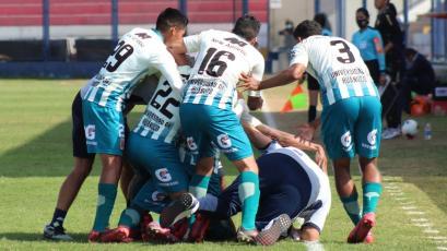 Liga1 Movistar: Alianza Universidad derrotó 2-1 a UTC por la fecha 6 de la Fase 2