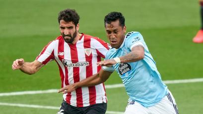 Renato Tapia fue elegido en el once ideal de la jornada 27 de LaLiga Fantasy
