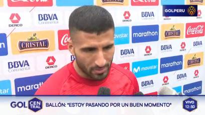 Josepmir Ballón: