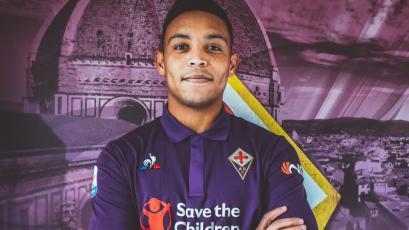 Serie A: Luis Muriel es el nuevo futbolista de la Fiorentina
