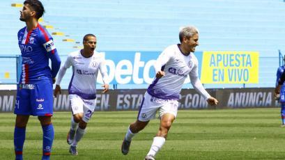 Liga1 Movistar: Universitario empató con Carlos A. Mannucci por la fecha 13 de la Fase 1