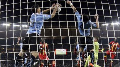 Copa Mundial: Un día como hoy Luis Suárez le dio una